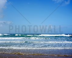 Soft Atlantic Waves - Tapetit / tapetti - Photowall