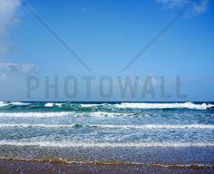 Soft Atlantic Waves - Tapetit / tapetti - Photowall