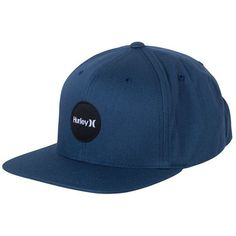 8448d7177e2 Hurley Krush Daze Snapback Hat ( 19) ❤ liked on Polyvore featuring  accessories