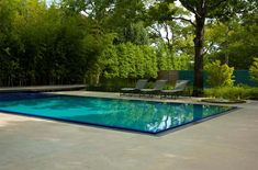 Smart Minimalist Swimming Pool Design For Small Space Backyards Decoration