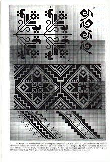 *etnobiblioteca* Cross Stitch Tree, Cross Stitch Borders, Cross Stitch Flowers, Cross Stitching, Cross Stitch Patterns, Blackwork Embroidery, Learn Embroidery, Machine Embroidery Patterns, Cross Stitch Embroidery