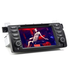 Road Sturm - 7 Inch 1 DIN Android Car DVD Player For BMW (GPS, DVB-T, WiFi & 3G, Bluetooth)