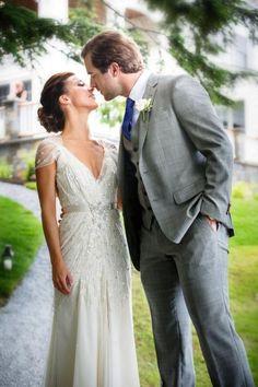 Wedding Dress: Jenny Packham