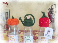 Petits Bonnets Innocent Big Knits, Knit Hats, Knitting Ideas, Puppets, Charity, Miniatures, Jar, Inspiration, Amigurumi