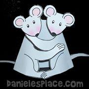 Mice Folding Craft