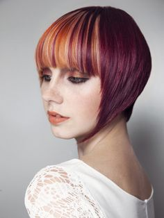 Hair by www.williamderidder.com Make up Mud  Color XG The Color