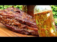 Salsa de Cerveza Negra con Solomillo de Cerdo! Receta Locos X el Asado - YouTube