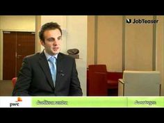 Check out what Grégory has to say on his experiences in audit at PwC France.