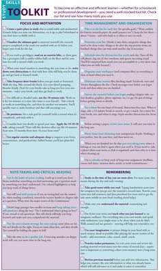Study Skills Toolkit from Oak Meadow: infinitely helpful!