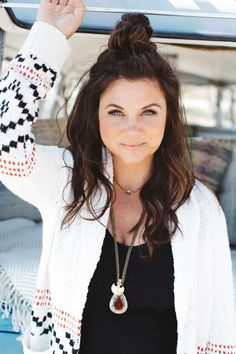 Summer Days by Tiffani Thiessen • Photo by Brandon Kidd