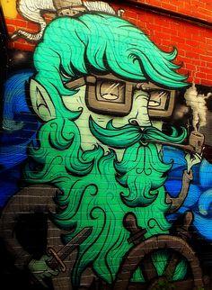 Street Art, Perth, Australia
