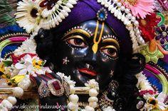 ISKCON Vrindavan Shringar Deity Darshan 10 June  2016