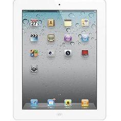 .#6: Apple iPad 2 MC979LL/A Tablet (16GB, Wifi, White) 2nd Generation.