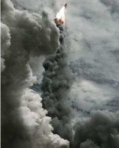 Final Shuttle Launch  Stunning photographic series by Dan Winters of the final shuttle launch by NASA and America's Space Shuttle program which spanned the last 30 years.