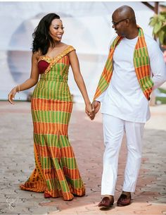 African Clothing Couples Outfit African Print Ankara Dress | Etsy