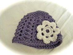 Knotty Knotty Crochet: Shell Stitch Beanie
