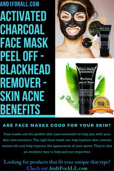 Skin Care Buy Cheap Activated Charcoal Black Peel-off Mask Blackhead Impurities Remover Suitable For Men And Women Of All Ages In All Seasons