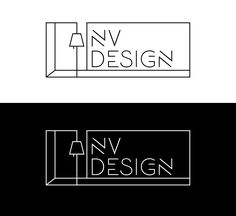 """Take a look at my @ Behance project: """"Logo for interior … – Graphic Design Ideas Interior Design Videos, Interior Logo, Interior Design Sketches, Interior Design Business, Business Card Design, Nordic Interior, Studio Interior, Luxury Interior, Behance Logo"""