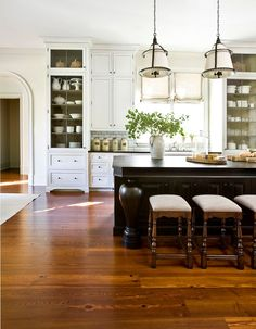 traditional kitchen Barbara Westbrook