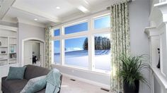 Looking for beautiful, energy-efficient home windows? Contact West Shore Home today to get exceptional windows installed in just one day. Energy Efficient Windows, Energy Efficiency, Best Replacement Windows, House Windows, Bay Window, Old Houses, Stairs, Sunroom Ideas, Doors