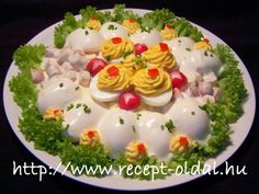 Amazing Food Decoration, Appetizer Recipes, Appetizers, My Recipes, Favorite Recipes, Canapes, Panna Cotta, Bacon, Bbq