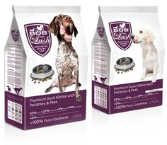 Bob & Lush Dog Food