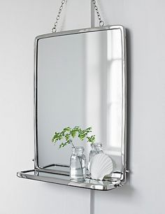 French Folding Mirror Bathroom Bed Bath Indoor Living