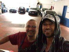 #CostantinoVitagliano Costantino Vitagliano: Arrivato a Milano  Sempre in chat telefonica con voi  #arrived #garage #comebackhome #tuesday #chattelefonica #prontochat #selfie #milan #costantino #siviveunavoltasola