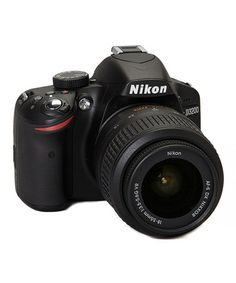 My blogger friends or any budding photographer - #Zulilly has Nikon and Canon DSLR cameras on sale right now!