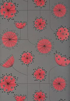 Missprint Dandelion Mobile wallpaper available online. A grey modern wallpaper by MissPrint Wallpapers. Buy today for quick delivery at best online price. Mobile Wallpaper, Coral Wallpaper, Modern Wallpaper, Wallpaper Online, Designer Wallpaper, Pattern Wallpaper, Dandelion Wallpaper, Print Wallpaper, Storm Wallpaper
