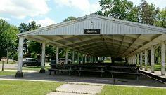 Grove City Memorial Park Pavilion