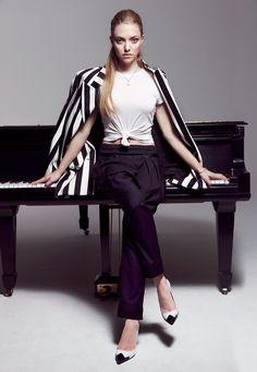 ☆ Amanda Seyfried | Photography by Dusan Reljin | For InStyle Magazine US | January 2013 ☆ #Amanda_Seyfried #Dusan_Reljin #InStyle_Magazine #2013