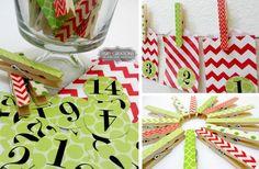 GroopDealz | Adorable Advent Calendar Kit
