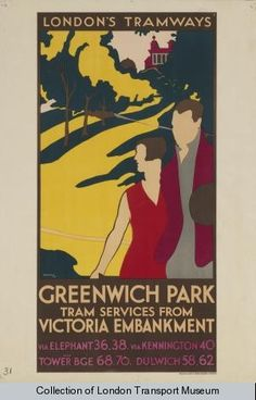Greenwich Park RP Sleeman 1931.