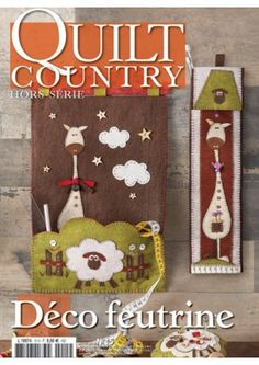 Quilt Country Series 15 с - Deco Войлок