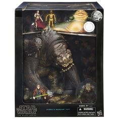 Star Wars The Black Series Jabba's Rancor Pit (in package) Toys R Us SDCC 2015 Exclusives