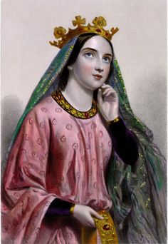 Queen Matilda got engaged to Henry V when she was eight and later married him at 12 years of age.