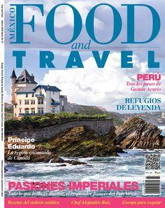 La edición de febrero trae nuevos destinos, como Biarritz, y platillos para celebrar el amor. Food and Travel México solo para dos.