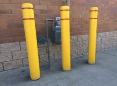 Post Guard Bollard Covers were spotted in Nashville, TN! Where will we spot them next? #postguard
