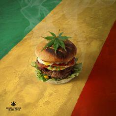 Fat & furious burger.
