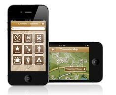 National Park apps with maps and info, FREE for National Park Week!