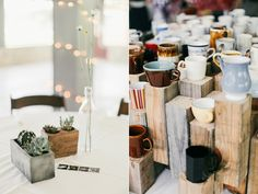 wedding favor ideas - photo by Feather and Twine Photography http://ruffledblog.com/a-breakfast-wedding-in-texas