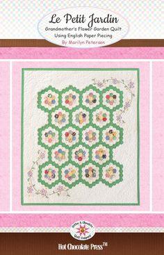 Ladybug quilt pattern quilt blocks patterns pinterest ladybug - Le petit jardin quilt pattern calais ...