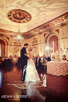 Wedding Photography, Jess & Nate Studios, Colony Club, Detroit Wedding