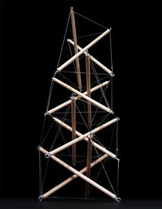 tensegrity arch - Google Search