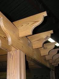 Pergola Rafter Tails Design Plans Ideas Cedar Building A