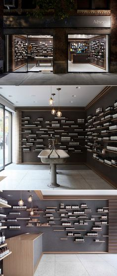 Aesop store designed by Tacklebox // photo: Juliana Sohn for Aesop and Gianluca Fellini for Aesop