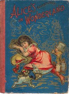 Donohue, c. 1901 - Alice's Adventures in Wonderland