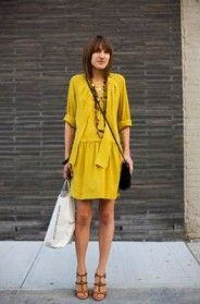 On the Street…..That Dress, NYC «  The Sartorialist