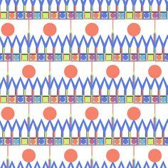 Pattern: Die Fabrik and le soleil Playground, Alice, Graphic Design, Creative, Pattern, Children Playground, Patterns, Outdoor Playground, Model